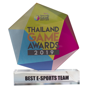 Thailand Game Award 2019 (BEST E-SPORTS TEAM)
